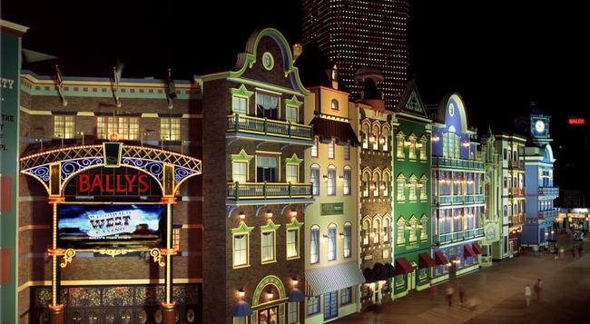 Bally's Atlantic City - Atlantic City - Building