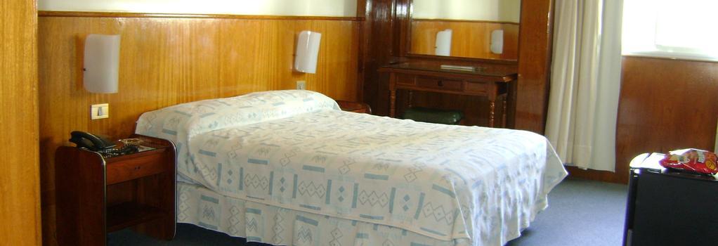 Hotel Alpino - Buenos Aires - Bedroom