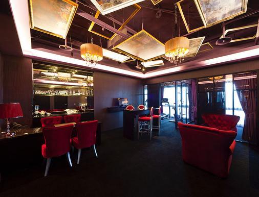 Fx Hotel Taipei Nanjing East Road Branch - Taipei - Restaurant