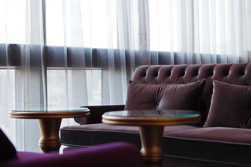Fx Hotel Taipei Nanjing East Road Branch - Taipei - Lounge
