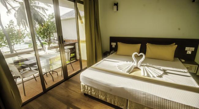 Salt Beach Hotel - Maafushi - Bedroom