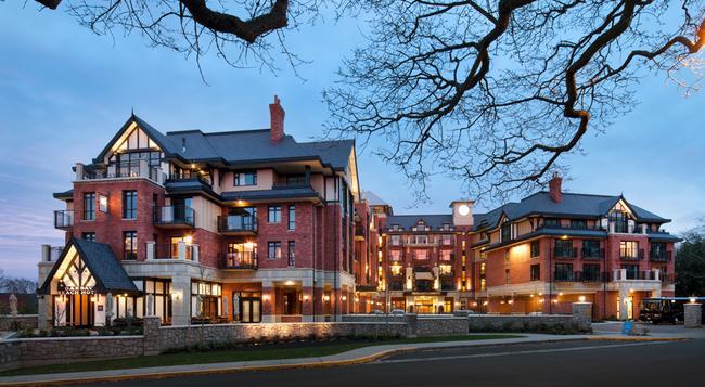 Oak Bay Beach Hotel - Victoria - Building