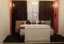 City Life Hotel - Moscow - Bedroom