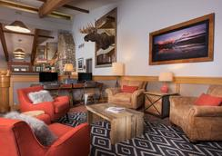 Evergreen Lodge - Vail - Lobby