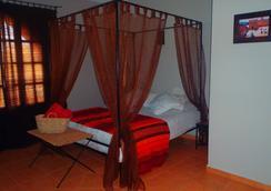 Riad Les 2 Mondes - Essaouira - Bedroom