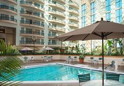 Savannah Marriott Riverfront - Savannah - Pool