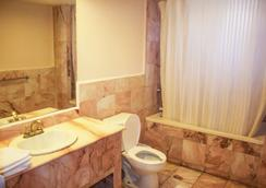 Hotel Posada del Sol Inn - Torreon - Bathroom