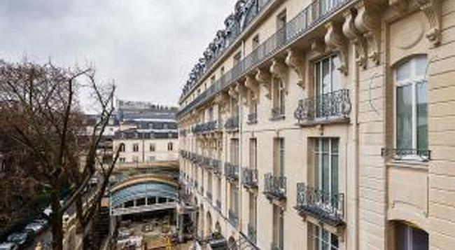 Ritz Paris - Paris - Building