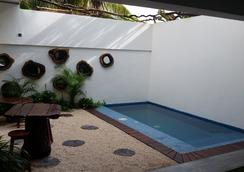 The Green Village Hotel - Playa del Carmen - Pool