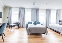 Fosshotel Reykjavik - Reykjavik - Bedroom