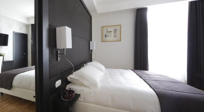 At Forty-One - Rome - Bedroom
