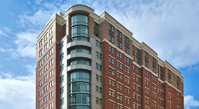 Residence Inn by Marriott Alexandria Old Town South at Carlyle - Alexandria - Building