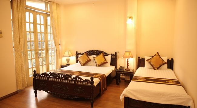 Prince 1 Hotel - Luong Ngoc Quyen - Hanoi - Bedroom
