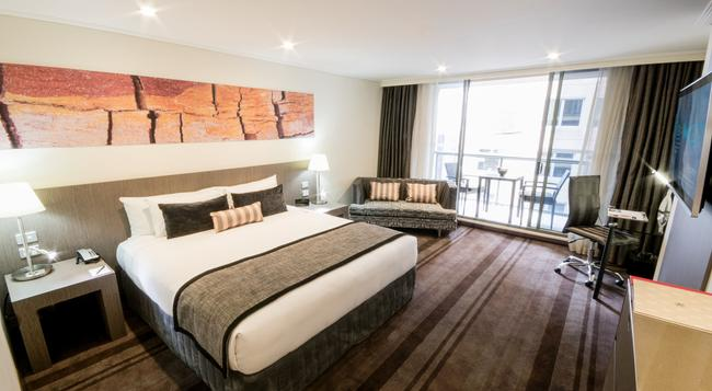 Rydges World Square - Sydney - Bedroom