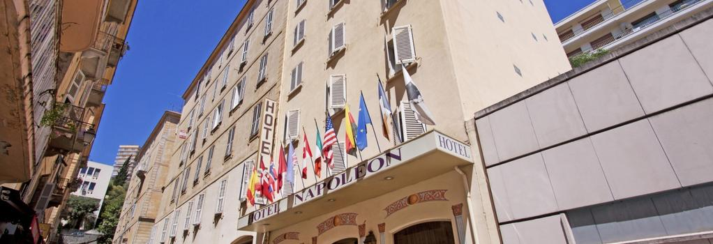 Napoleon - Ajaccio - Building