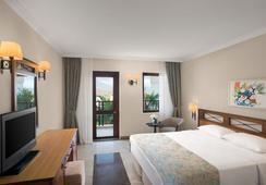 Wow Bodrum Resort - Bodrum - Bedroom