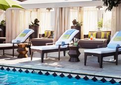 Sunset Marquis - West Hollywood - Pool
