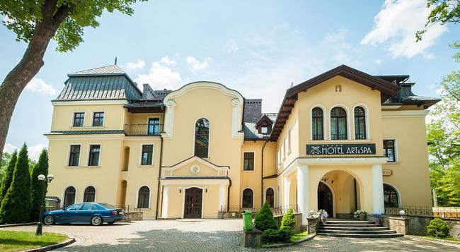 Hotel Art & Spa Zakopane - Zakopane - Building