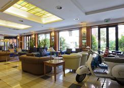 Grand Hotel Tiberio - Rome - Lobby