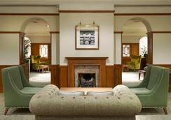 DoubleTree by Hilton Southampton - Southampton - Lounge