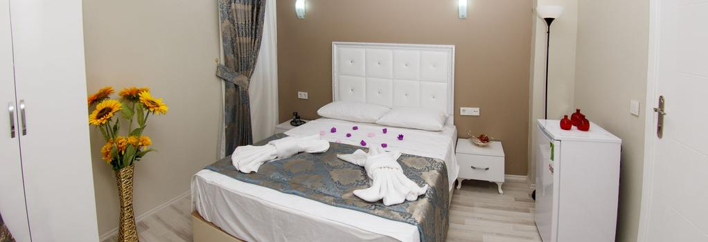 Nisans Hotel - Istanbul - Bedroom