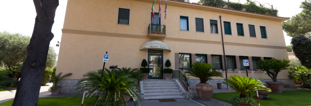 Hotel Victor - Rome - Building