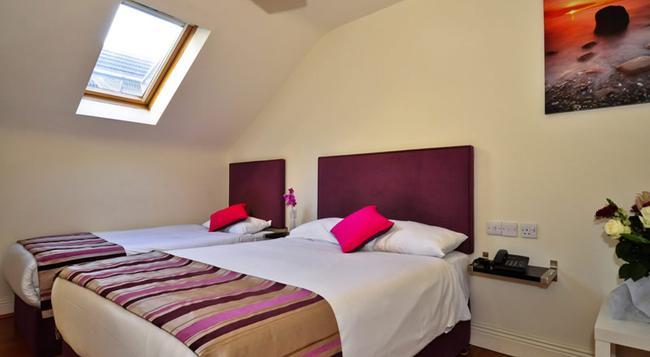My Place Hostel - Dublin - Bedroom