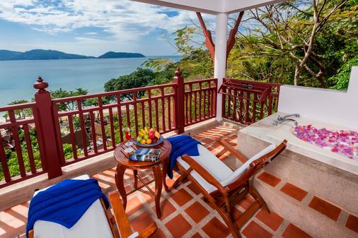 Thavorn Beach Village Resort & Spa Phuket - Kamala - Balcony