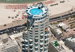 Isrotel Tower Hotel - Tel Aviv - Beach