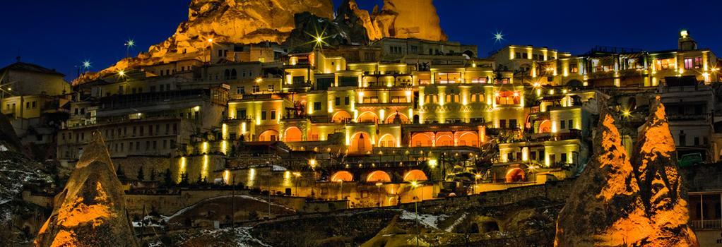 Cappadocia Cave Resort & Spa - Nevsehir - Building