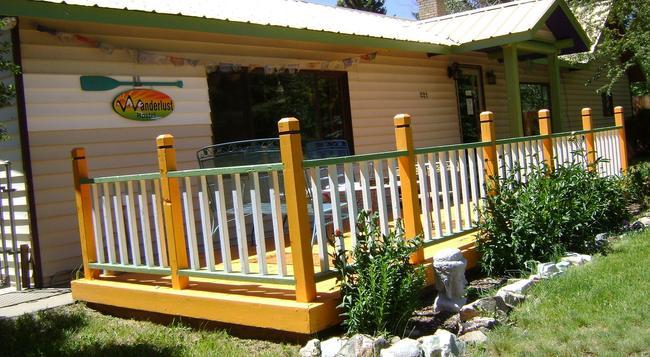 The Wanderlust Hostel - Gunnison - Outdoor view