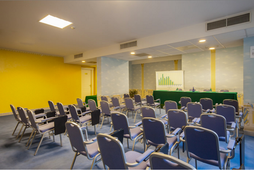 Park Hotel Dei Massimi - Rome - Meeting room