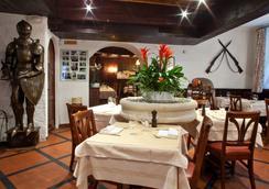 Hôtel Les Armures - Geneva - Restaurant