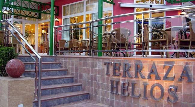Hotel Helios Costa Tropical - Almuñecar - Building