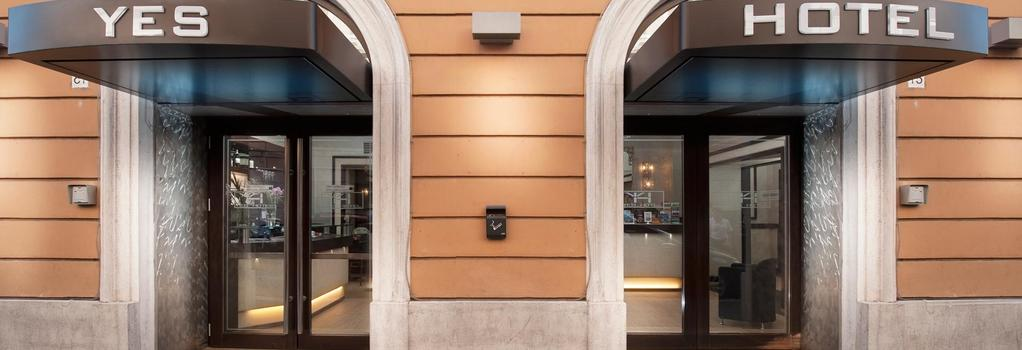 Yes Hotel - Rome - Building