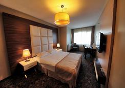 Derpa Suite Hotel Osmanbey - Istanbul - Bedroom
