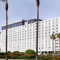 Hyatt Regency Los Angeles International Airport Hotel Front