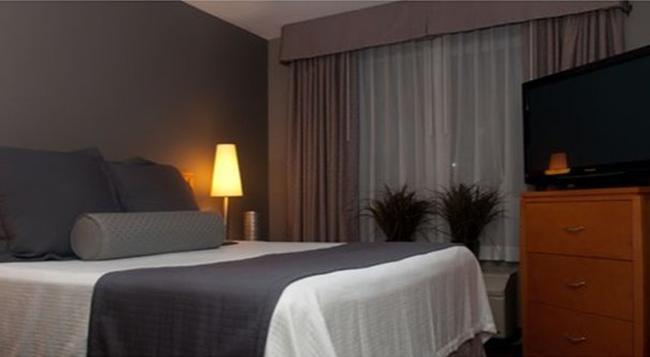 Best Western Plus Manhattan Beach Hotel - Manhattan Beach - Bedroom