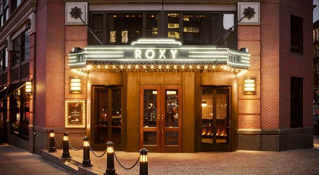 Roxy Hotel Tribeca - New York - Building