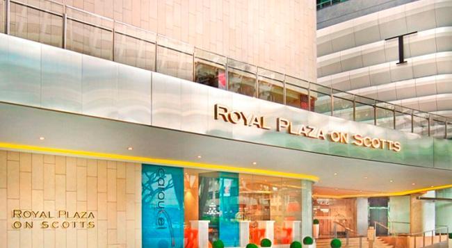 Royal Plaza On Scotts - Singapore - Building