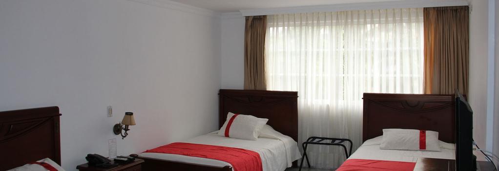Hotel Vizcaya Real - Cali - Bedroom