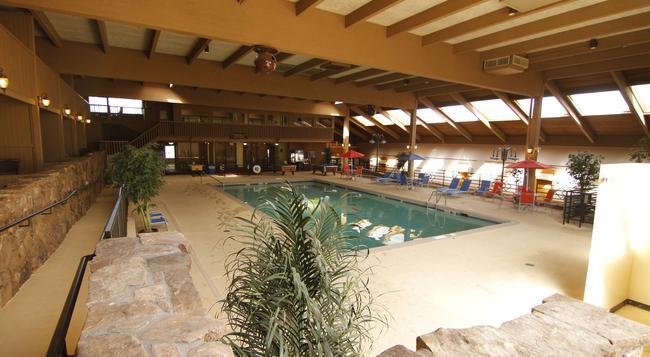 Ridgeline Hotel Estes Park - Estes Park - Building