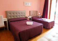 Hostal Balmes Centro - Barcelona - Bedroom