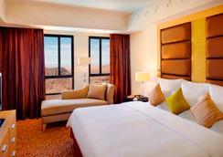 Petra Marriott Hotel - Wadi Musa - Bedroom