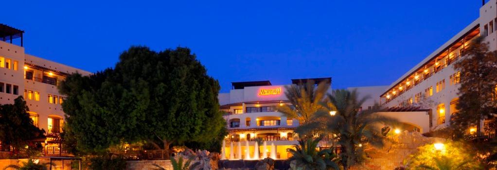Jordan Valley Marriott Resort and Spa - Sweimeh - Building