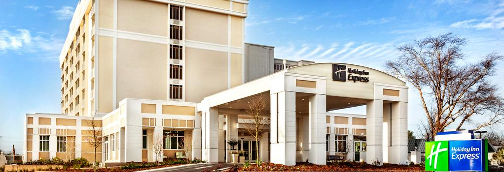 Holiday Inn Express Charleston Dwtn - Ashley River - Charleston - Building