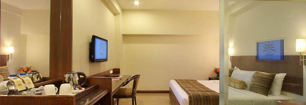 Hotel Express Residency - Vadodara - Bedroom