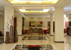 Hotel Express Towers - Vadodara - Lobby