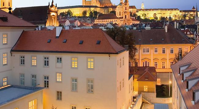 Mandarin Oriental, Prague - Prague - Building