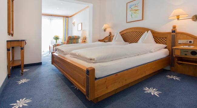 Hotel Edelweiss - Sölden - Bedroom